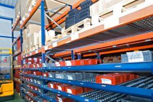 Logistique d'usinage CNC de DJC