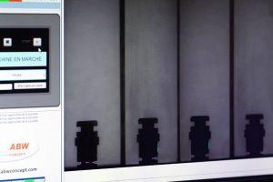 Inspection visuelle automatisée pour les séries zéro défaut